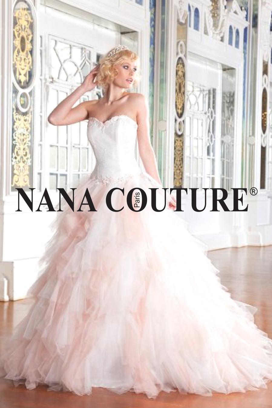 Robes de mari e les mari es de nana for Salon de la couture