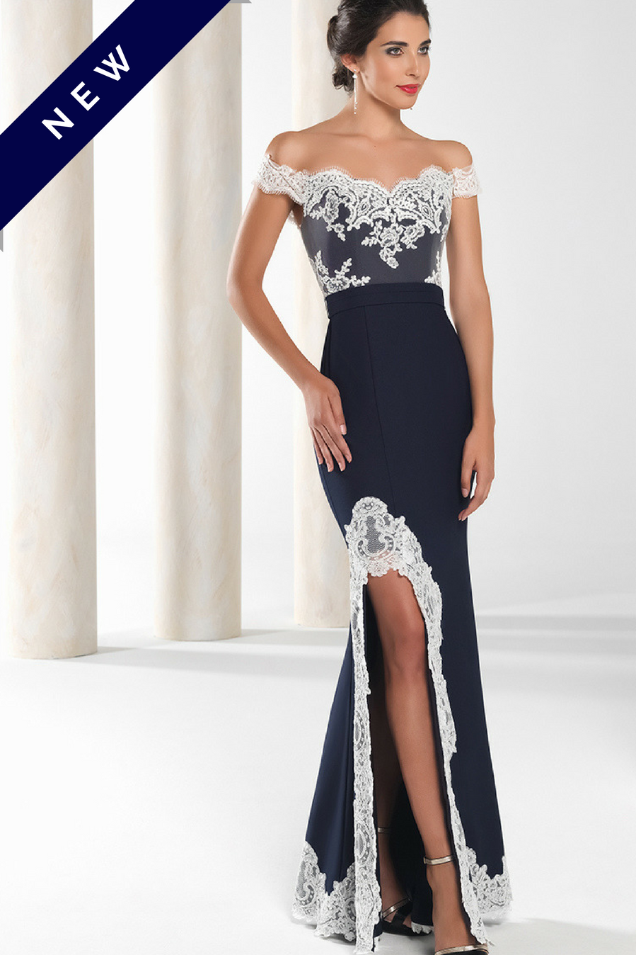 Robe soiree nouvelle collection 2019